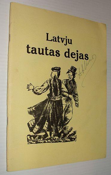 Image for Latvju Tautas Dejas I-II-III
