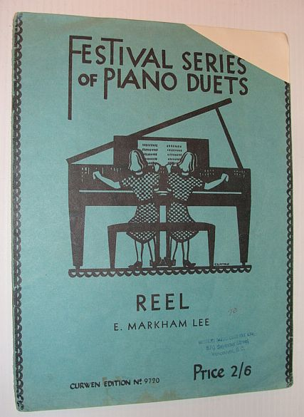 Image for Reel (Curwen Edition 9720) - Festival Series of Pianoforte Duets