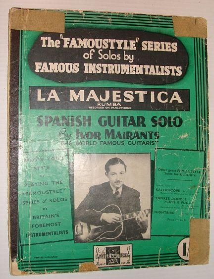 MAIRANTS, IVOR - La Majestica Rumba - Spanish Guitar Solo