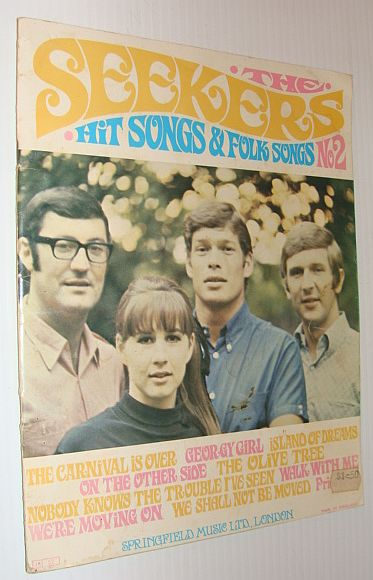 THE SEEKERS - The Seekers: Hit Songs and Folk Songs No. 2 (Two)
