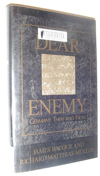 Image for Dear enemy