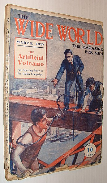 The Wide World Magazine, March 1917, Multiple Contributors