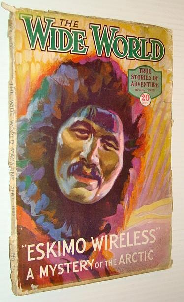 Image for The Wide World Magazine, April 1925 - Eskimo Wireless