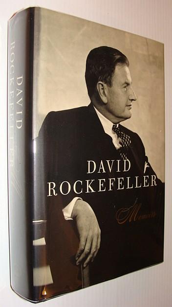 David Rockefeller: Memoirs, Rockefeller, David
