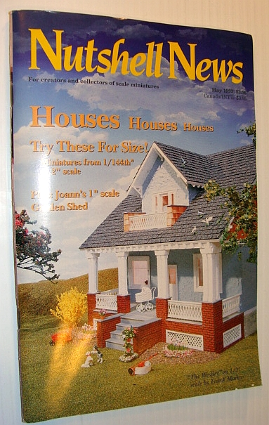 Nutshell News Magazine, May 1993 - Houses, Houses, Houses!, Multiple Contributors