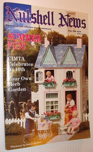 Nutshell News Magazine, June 1990 - Summer Fun!, Multiple Contributors