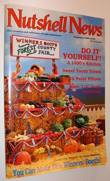 Nutshell News Magazine, September 1990 - Do It Yourself!, Multiple Contributors
