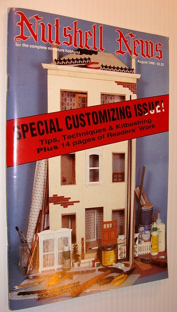 Nutshell News Magazine, August 1988 - Special Customizing Issue!, Multiple Contributors