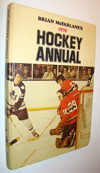 Image for Brian McFarlane's 1975 Hockey Annual