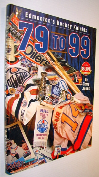 Image for Edmonton's Hockey Knights, 79-99