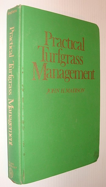 Image for Practical Turfgrass Management