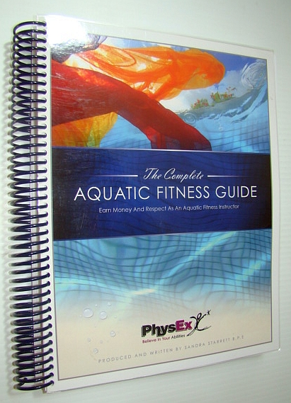 Image for The Complete Aquatic Fitness Guide