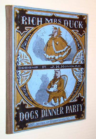 Image for Rich Mrs. Duck  / Dog's Dinner Party (The Dogs' Grand Dinner Party)