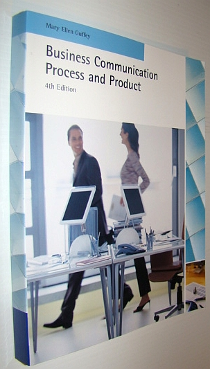 Image for Business Communication - Process and Product: Fourth (4th) Edition