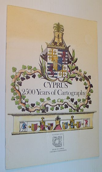 Image for Cyprus: 2500 Years of Cartography
