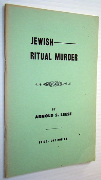Image for My Irrelevant Defense: Being Meditations Inside Prison and Out on Jewish Ritual Murder