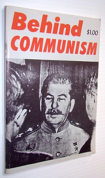 Behind Communism, Britton, Frank L.