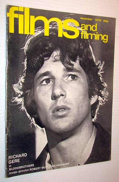 Image for Films and Filming Magazine, December 1978 - Cover photo of Richard Gere in 'Bloodbrothers'