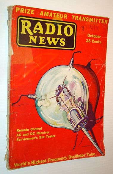 Image for Radio News Magazine, October 1931, Volume XIII, Number 4
