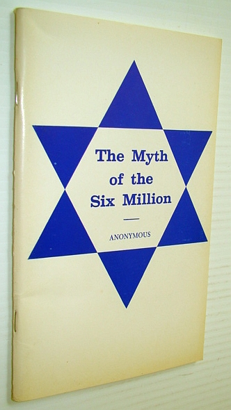 Image for The Myth of the Six Million