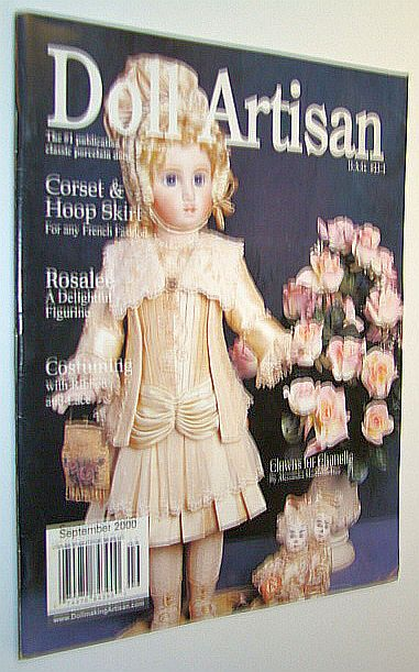 Image for Doll Artisan Magazine, September 2000