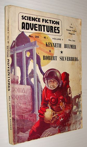Science Fiction Adventures, May/June 1961, Multiple Contributors
