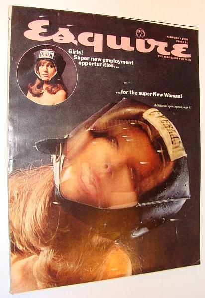 Esquire Magazine, February 1970, Multiple Contributors