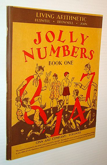 Image for Jolly Numbers - Book One (1) - Living Arithmetic