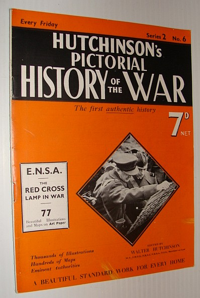 Image for Hutchinson's Pictorial History of the War, Series 2, No. 6, November 29th - December 5th, 1939