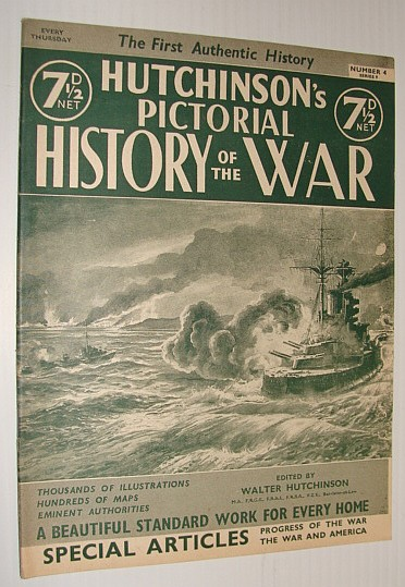Image for Hutchinson's Pictorial History of the War, Series 9, Number 4, December 18 -24, 1940