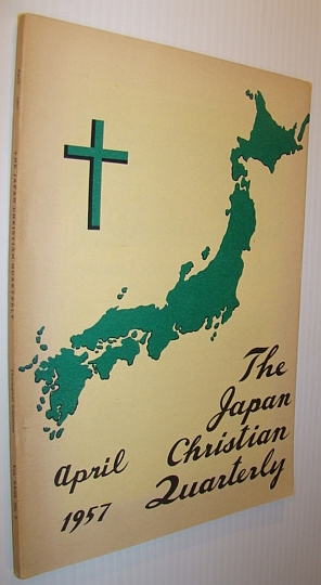 Image for The Japan Christian Quarterly - April 1957