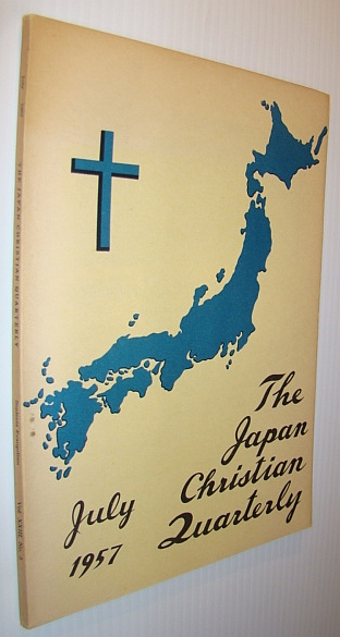 Image for The Japan Christian Quarterly - July 1957