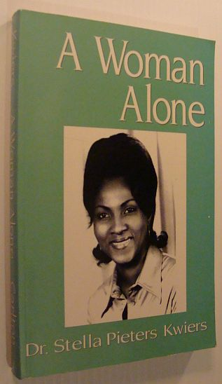 Image for A Woman Alone *SIGNED BY AUTHOR*
