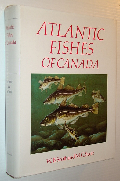 Image for Atlantic Fishes of Canada