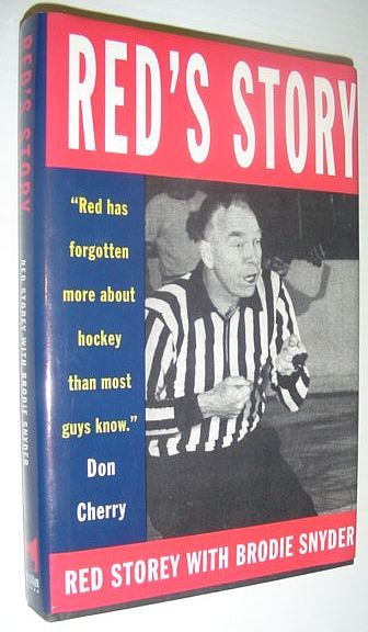 Red's Story, Storey, Red; Snyder, Brodie