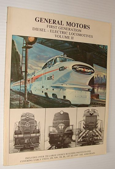 Image for General Motors First Generation Diesel-Electric Locomotives