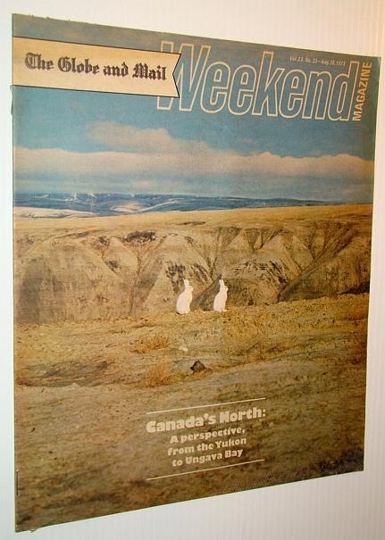 Image for Weekend Magazine, 18 August 1973 (Canadian Newspaper Insert) - Karen Magnussen