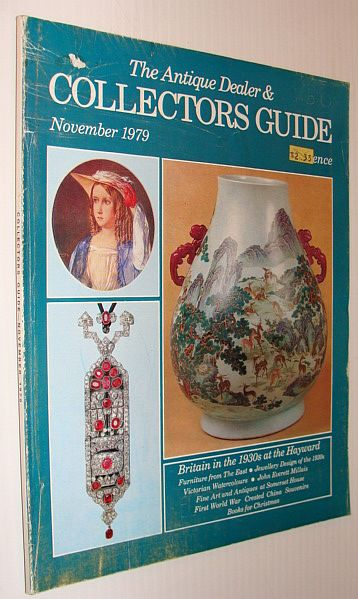 The Antique Dealer and Collector's Guide, November 1979, Multiple Contributors