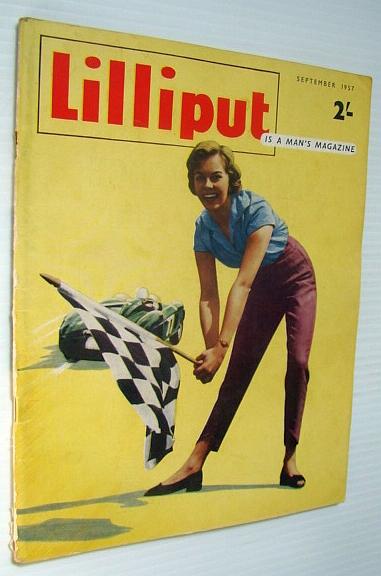 Lilliput Magazine, September 1957, Prebble, John; Whitehill, Joseph; Campbell, Pat; Godley, John; Raven, Charles; Curtis, John; Gulliver, Lemuel; Arlott, John; Boddy, W.; Lane, Richard; Christopher, F.J.; Forster, Peter