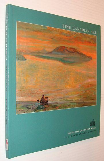 Image for Fine Canadian Art - Auction Catalogue, 18 November 1999, Heffel Fine Art Auction House