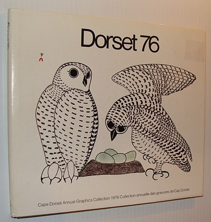 Image for Dorset 76. Cape Dorset Graphics Annual Graphics Collection 1976