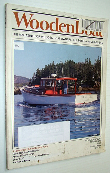 Image for WoodenBoat (Wooden Boat) Magazine, July/August 2010