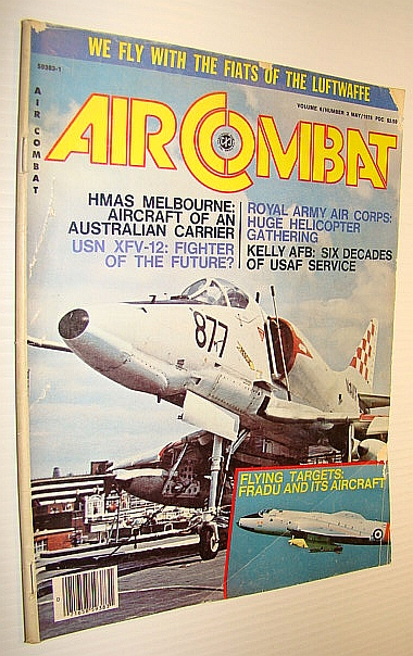 Image for Air Combat Magazine, May 1978 - HMAS Melbourne