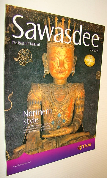 Sawasdee, May 2005 - Thai Airways Magazine, Trucco, Terry; Richardson, Howard;