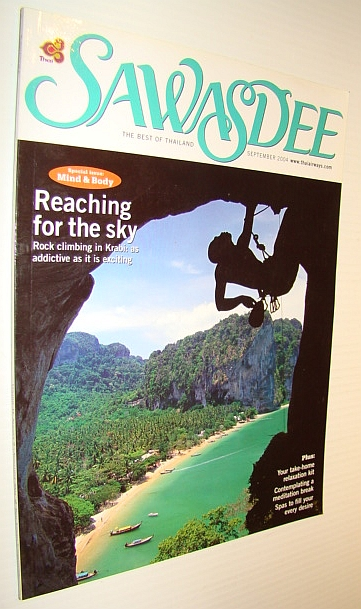 Sawasdee, September 2004 - Thai Airways Magazine, Bassett, Peta; Yee, Jennifer