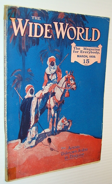 Image for The Wide World - The Magazine for Everybody, March 1920, No. 263, Vol. 44