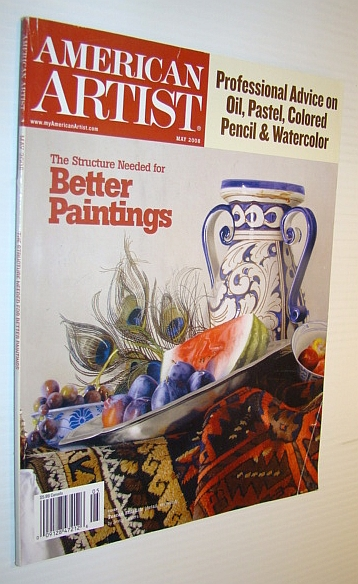 Image for American Artist Magazine, May 2008 - The Structure Needed for Better Paintings