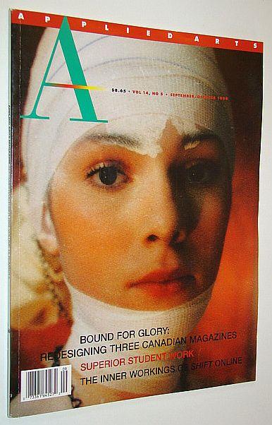 Image for Applied Arts Magazine, September / October 1999
