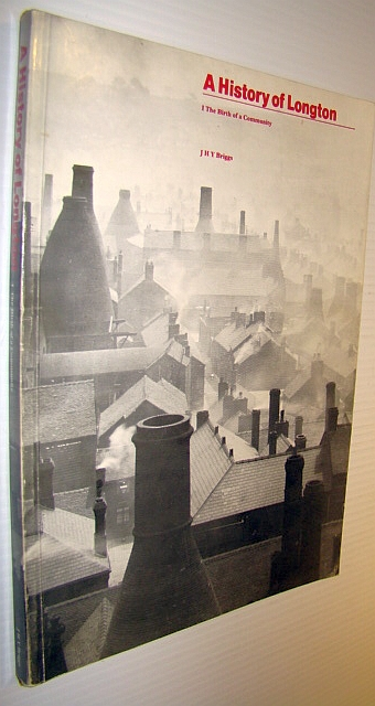 Image for A HISTORY OF LONGTON: 1 The Birth of a Community