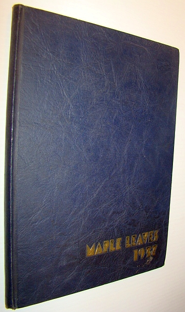 Image for The Maple Leaves for the Year 1937: Volume XIV - Yearbook of the Senior High School, Maplewood, Missouri